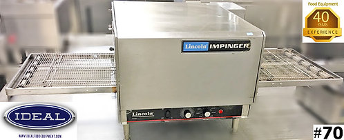 Lincoln Impinger #1301 Electric Conveyor Oven