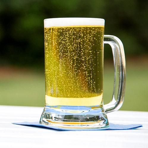 16 oz. Beer Mug - 12 / Case