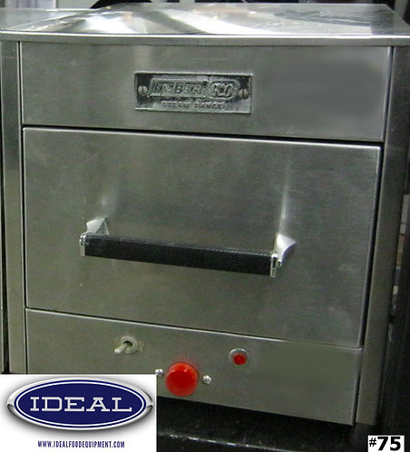 Emberglo Steam Cabinet