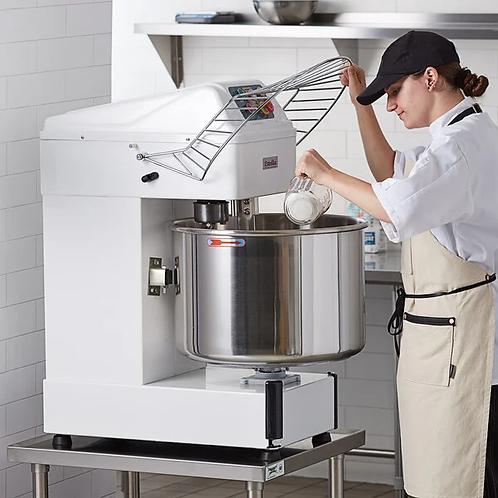 Estella SM60 100 lb. / 68 qt. Spiral Dough Mixer - 220V, 4 HP