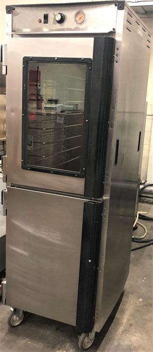 Crescor Pass Thu Heated Cabinet