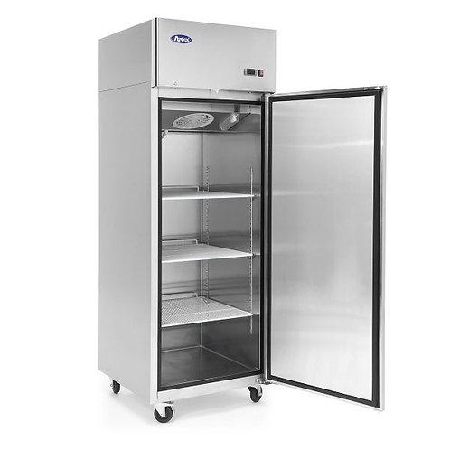 One door upright freezer - TOP MOUNT