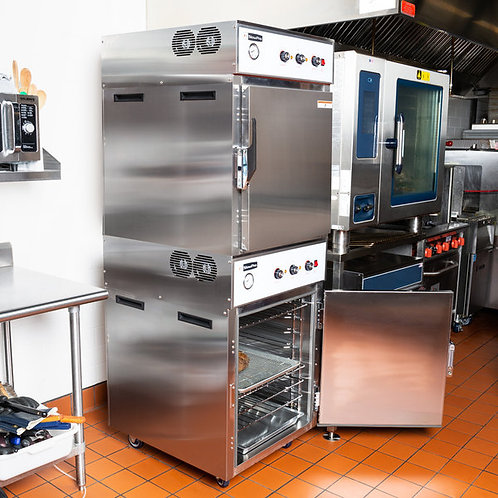 CHSP2 SlowPro Stacked Cook and Hold Oven - 208/240V, 4