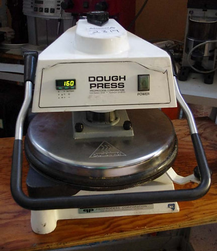 Dough Pro Pizza Press - model DP1100