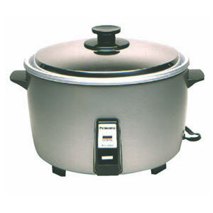 PANASONIC 40 CUP COMMERCIAL ELECTRIC RICE COOKER 208V