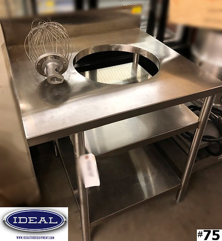 Custom Rice Cooker Table