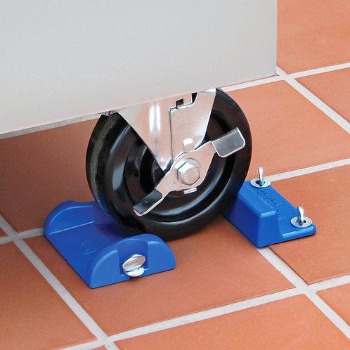 Dormont Posi-Set Caster Placement Safety Set System - Blue