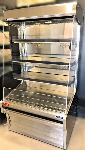 McCray Grab and Go Refrigerator - 1 year old