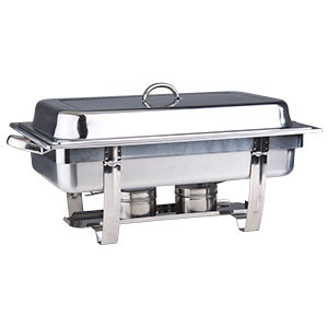 8 QT. FULL SIZE STACKABLE CHAFER