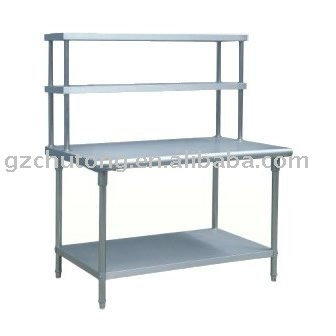 DOUBLE  OVER SHELF - TWO LEVELS -  ADD ON