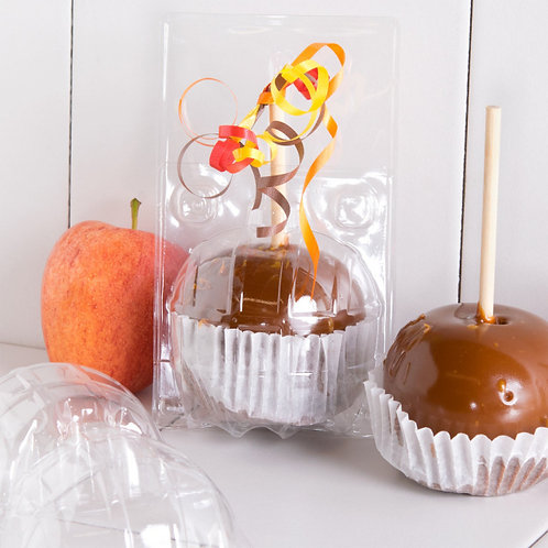 """Details  Create delicious candy or caramel apples with this 5 1/2"""" wood skewer!"""