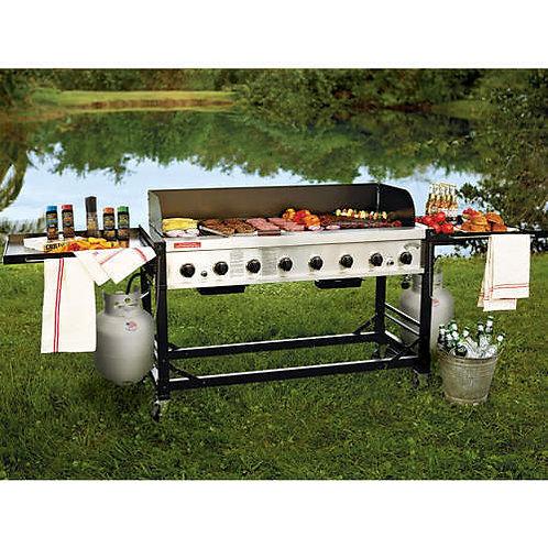 Commercial Grade Portable Propane Gas Big Event BBQ Grill