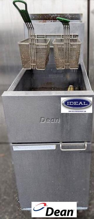 Dean Gas Deep Fryers - natural gas