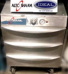 Alto Sham 3 drawer hot food warmer