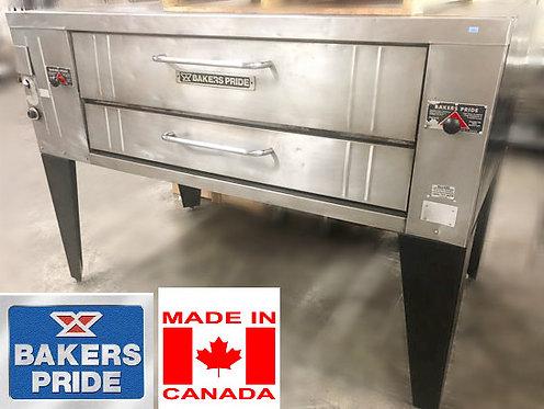 Bakers Pride Y600 Pizza Deck Oven - Gas
