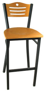 BAR HEIGHT - BISTRO CHAIR - EAGLE BACK