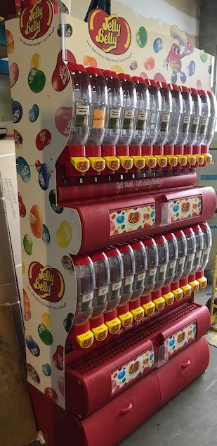 Jelly Belly bulk jelly bean dispenser - 2 available
