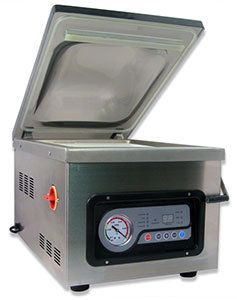 VACUUM PACKAGING MACHINE - 110 VOLT COUNTER TOP