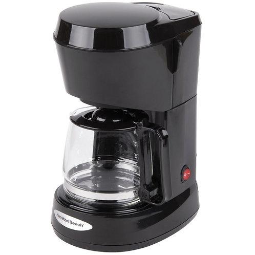 Hamilton Beach 48136 Black 5 Cup Coffee Maker