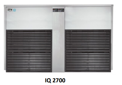 ICE QUEEN 2700 SELF CONTAINED ICE MACHINE