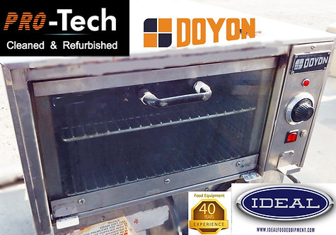Doyon Counter to Jet Air Oven -