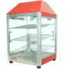 HEATED DISPLAY CASE - TOP TENT STYLE