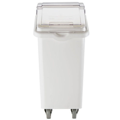 21 Gallon Mobile Ingredient Storage Bin with Lid