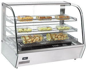 Countertop Display Warmers - 2 Sizes available