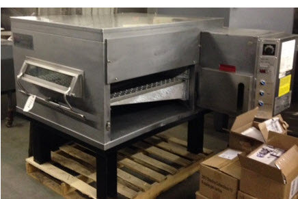 Middleby Marshall Single Deck Conveyor Oven Electric