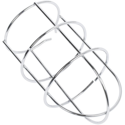 Wire light guard for vent hood globe
