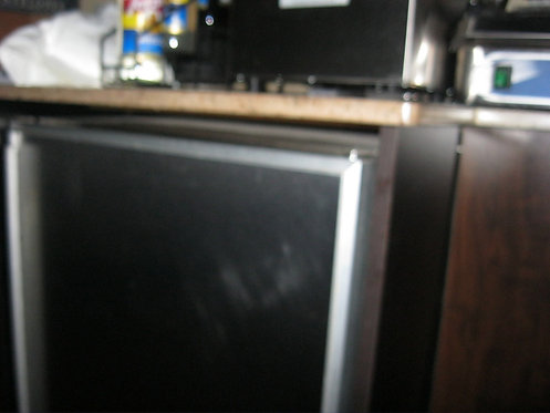 "27"" Undercounter refrigerator"
