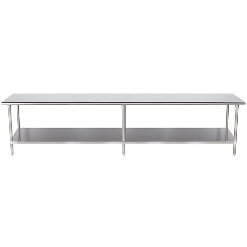 Extra Long Work Tables -various widths 9'-10'-11'-12'