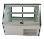 8' WIDE - HIGH DELI MEAT DISPLAY CASE - REFRIGERATED