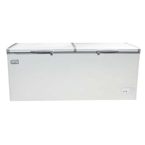 20 Cu. Ft. Commercial Chest Freezer - 2 Door