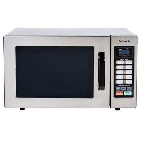 Panasonic 1000 Watt Microwave Oven 10 Push Ons Restaurant Equipment Worldwide Shipping Ideal Food