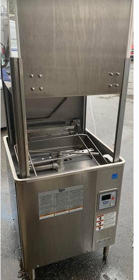Stero High Temp Pass Thur Dishwasher