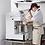 Thumbnail: Estella SM20 32 lb. / 20 qt. Spiral Dough Mixer - 110V,  2 HP