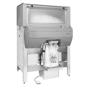 Follett DB1000 Ice Pro Automatic Ice Bagging and Dispensing System - 1,000 lb. -
