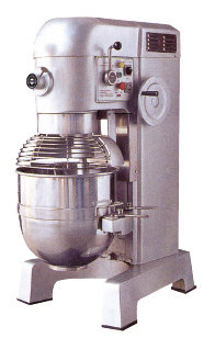 60 QT HEAVY DUTY PIZZA - BAKERY MIXER