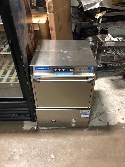 Insinger RL-30 Undercounter Dishwasher
