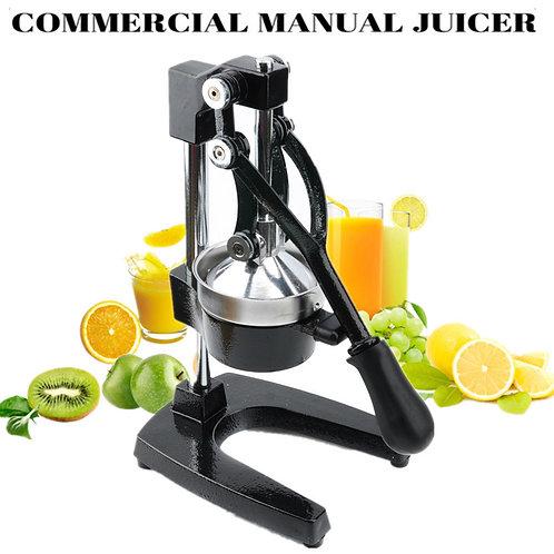 Hand Press Commercial Manual Citrus Fruit Lemon Orange Juicer Juice Squeezer