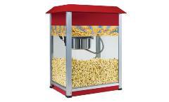 8 oz. Heavy Duty Popcorn Machine - OPTIONAL CART AVAILABLE