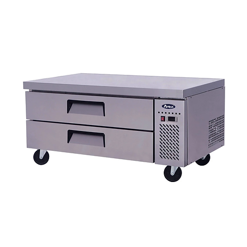 "Chef Base: 48-in Chef Base 27""H w/5-in Casters MGF8450"