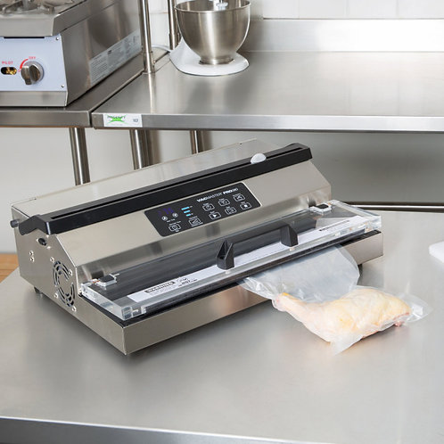 "PRO 380 External Vacuum Packaging Machine with 16"" Seal Bar"