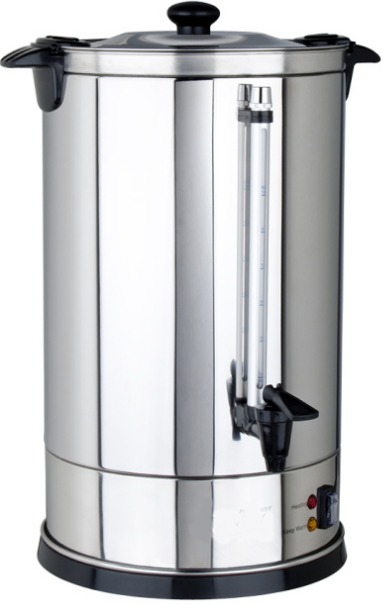 55 CUP COFFEE URN - STAINLESS STEEL