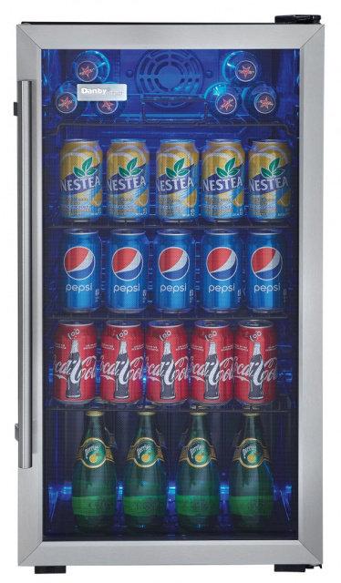 120 Can Beverage Cooler