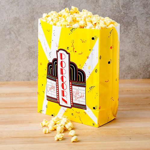 Premier Popcorn Bag 85 oz. 500/Case