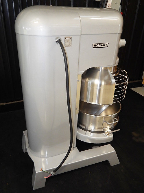 Hobart 60Qt. Dough Mixer with Bowl guard