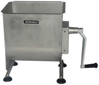 Meat mixer - manual or machine adatable