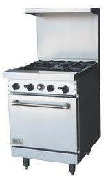 """24"""" GAS RANGES  - 3 STYLES AVAILABLE  - MADE IN USA"""